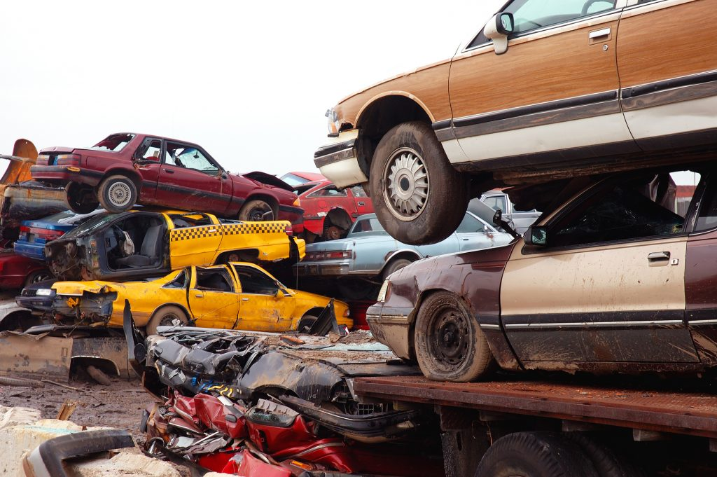 cash for junk car removal calgary