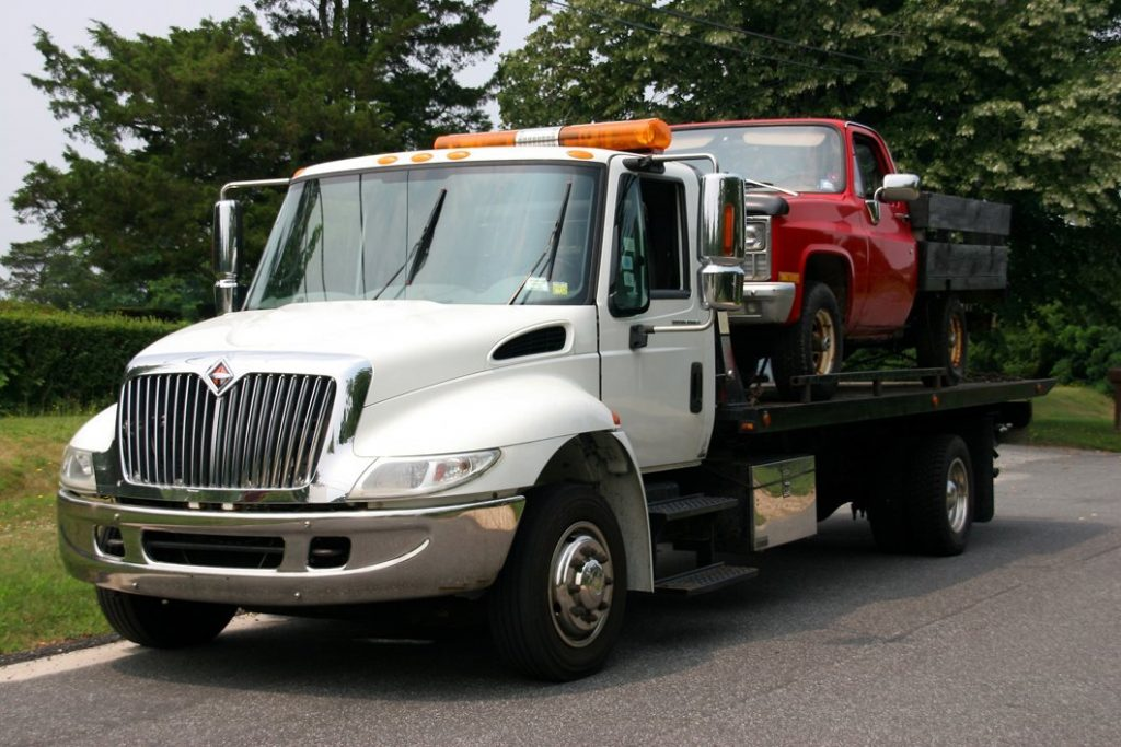 Calgary Towing Company